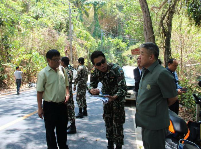Officials to sue 29 for Phuket national park encroachment   Thaiger