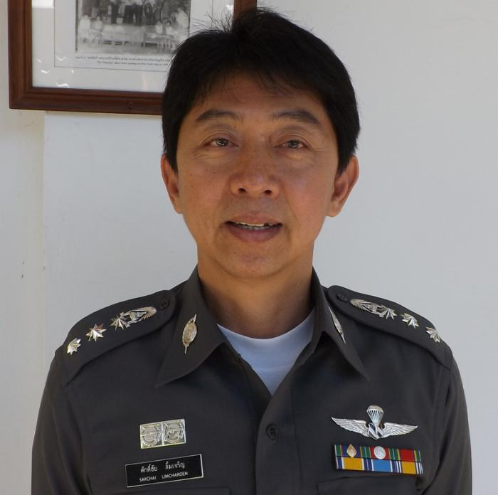 Phuket expat volunteers back on beat after misunderstanding, says Patong's new top cop | Thaiger