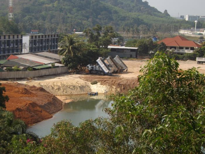 Phuket governor lends muscle to lake-filling investigation | Thaiger