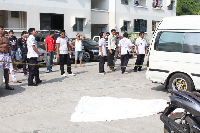 Financial distress prime suspect in Phuket man's suicide plunge | Thaiger