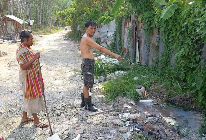 Phuket laundry raided over wastewater poisoning canal and wells | Thaiger