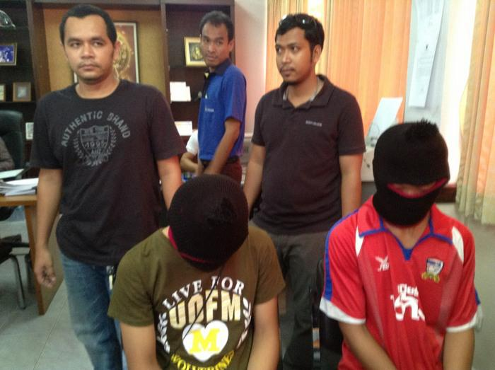 Twin brothers arrested for rape of pregnant Phuket woman | Thaiger