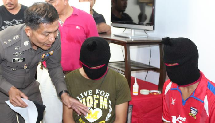 Teens confess to rape of pregnant Phuket woman | The Thaiger