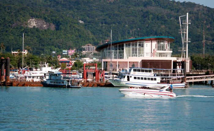 Phuket's one-stop yacht center trial period hits first software snag | The Thaiger