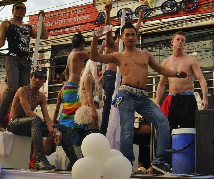 Phuket Pride Week's Grand Parade to block beach road on Sunday | Thaiger