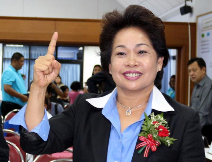 Pian ousted as Chalermluck voted Patong Mayor   The Thaiger