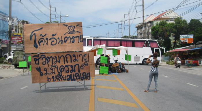Short-term solutions underway for perilous Phuket curve | The Thaiger