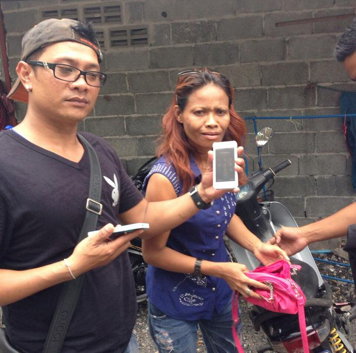 Light-fingered Phuket woman undone by iPhone app | The Thaiger