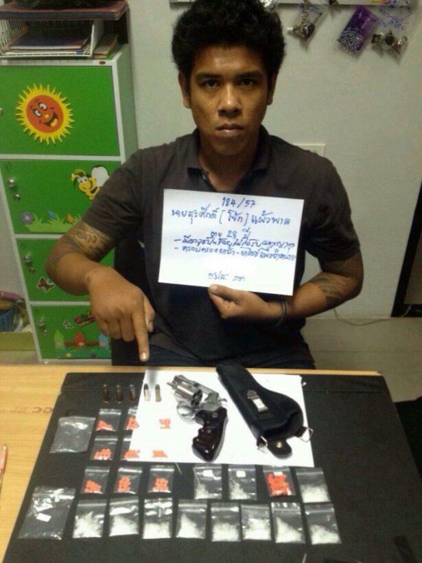 Bandit betrays drug business buddy in Phuket | Thaiger