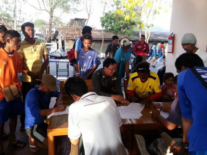 Phuket Marine Police volunteers' numbers swell ahead of Songkran   Thaiger