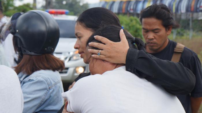 10-year-old on life support after Phuket motorbike crash | Thaiger