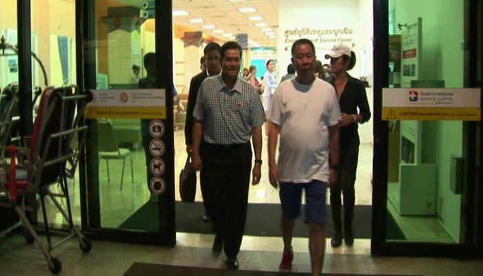 Ousted Deputy PM Pracha denies Phuket stroke rumors | Thaiger