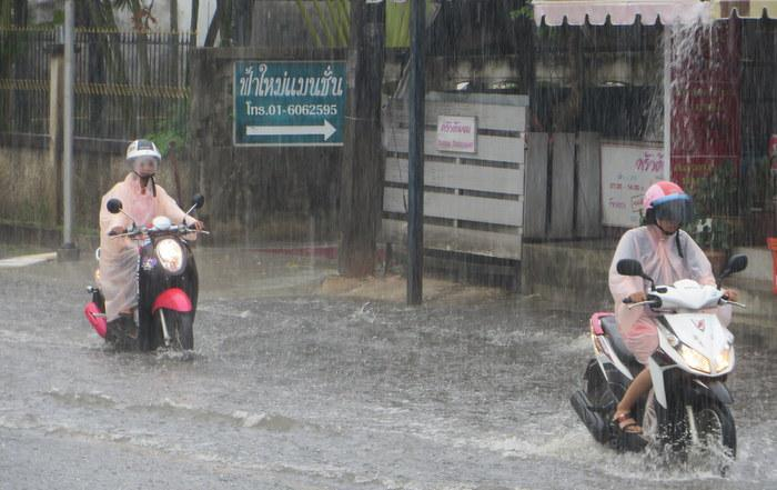 Monsoon rains end Phuket's worst drought in 30 years | Thaiger