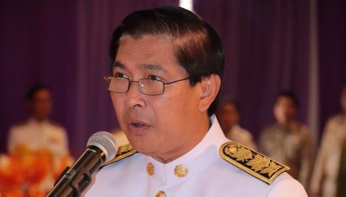 Phuket Governor off island to report to army base   Thaiger