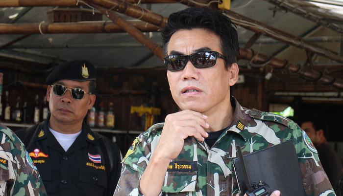 Chief departs Phuket with park encroachment raids   Thaiger