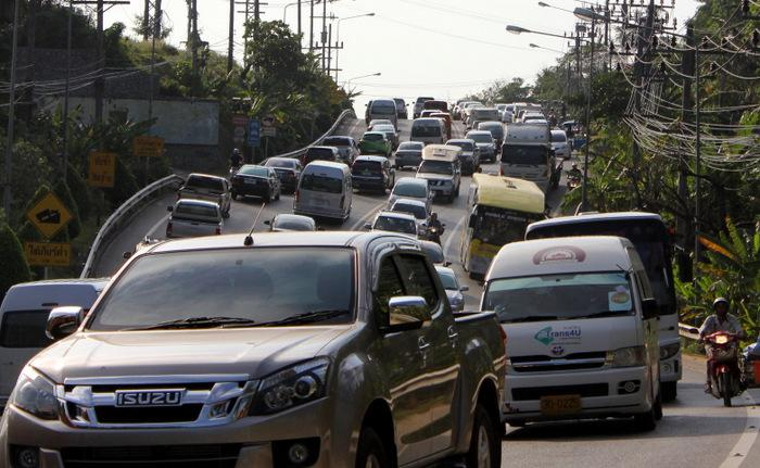Patong tunnel plans eyed for potential traffic jam woes | Thaiger