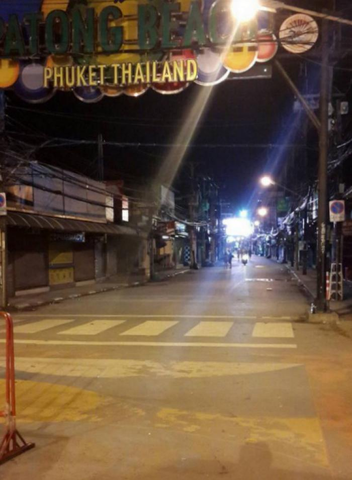 Patong facing ruin if curfew continues, says entertainment boss | Thaiger
