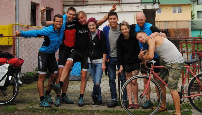 Swedish cyclists bound for Phuket push through Turkey on epic journey to help island orphans | Thaiger