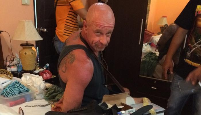 Gun-toting Aussie tourist nabbed with crystal meth in Phuket | Thaiger