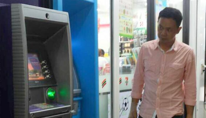 "Phuket Police warn over ""new' ATM skim device 