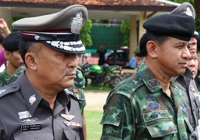 Curfew checkpoints on Phuket, but no political reconciliation center | Thaiger