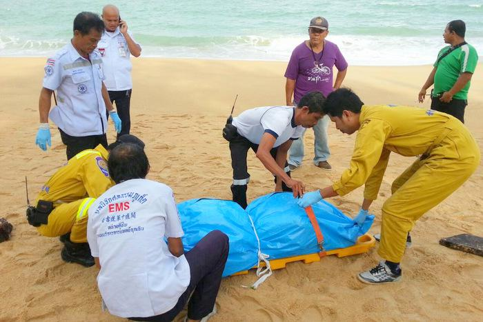 Unidentified body washes ashore at Mai Khao Beach | Thaiger