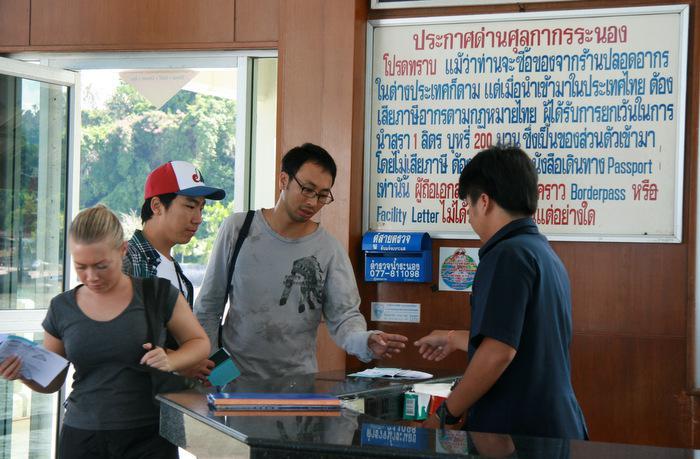 Visa crackdown risks stranding Phuket expats in Myanmar   Thaiger
