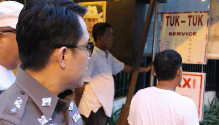 Patong taxi drivers plan gathering to 'express their views' | Thaiger