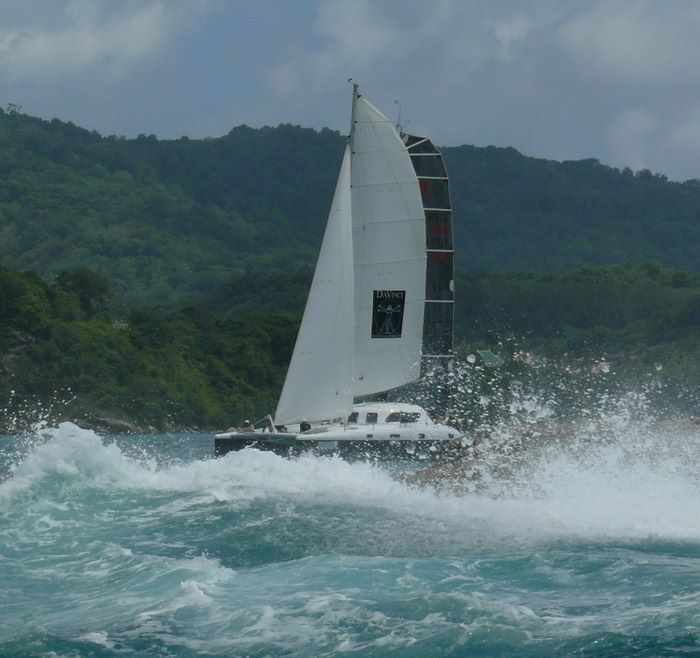 Tourists told to avoid speedboat trips as weather warning issued | Thaiger