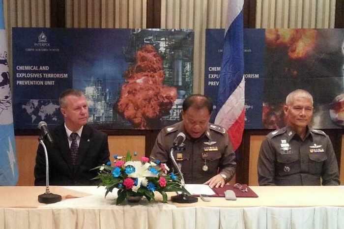 Interpol discusses Asean counter-terrorism in Phuket | Thaiger