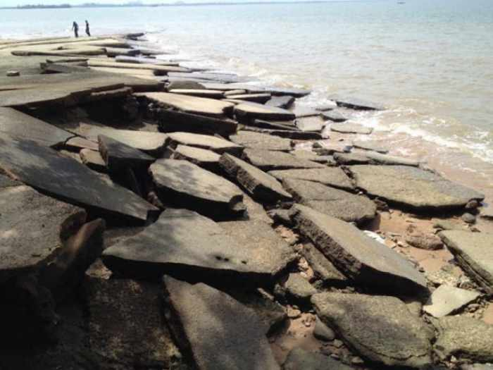 After recent damage, Krabi seeks ways to protect ancient fossils | Thaiger