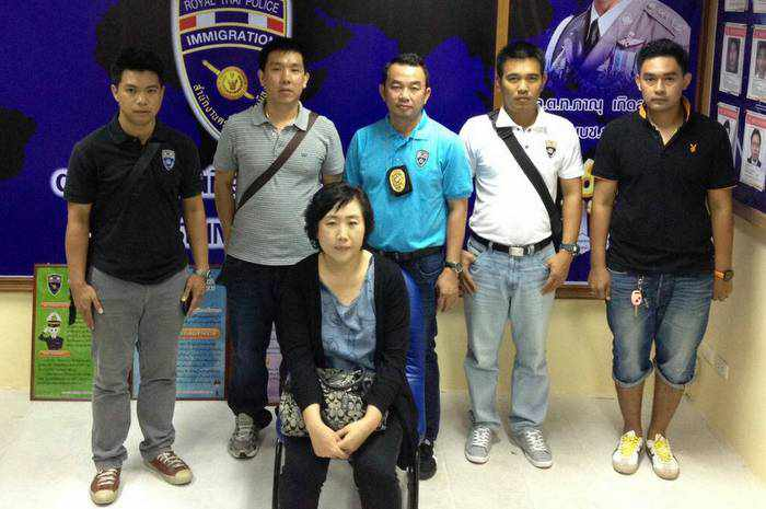 Korean woman jumps bail in B10mn Phuket fraud case, swept up 3 years later | The Thaiger