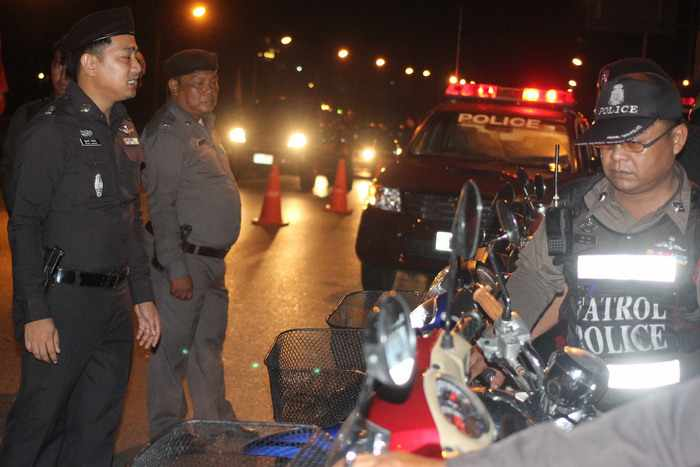 Police nab 22 young racers on motorbikes | Thaiger
