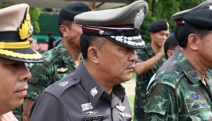 Phuket's top cop to stay – for now   The Thaiger