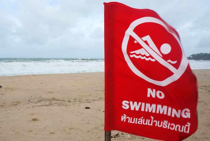 Phuket storms prompt flash flood, landslide warnings | Thaiger