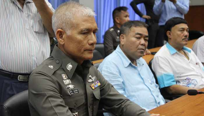 Phuket deputy mayors surrender to face taxi-mafia abuse of power charges | The Thaiger