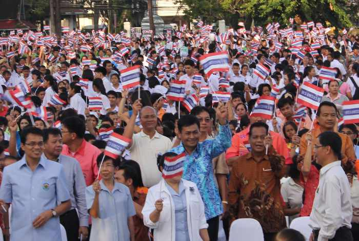 """Thousands turn out for Phuket's """"harmonious reconciliation' concert 