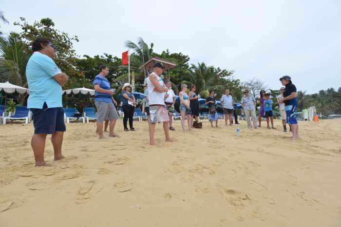 Expert demonstrates power of rip current at Phuket's deadliest beach | The Thaiger