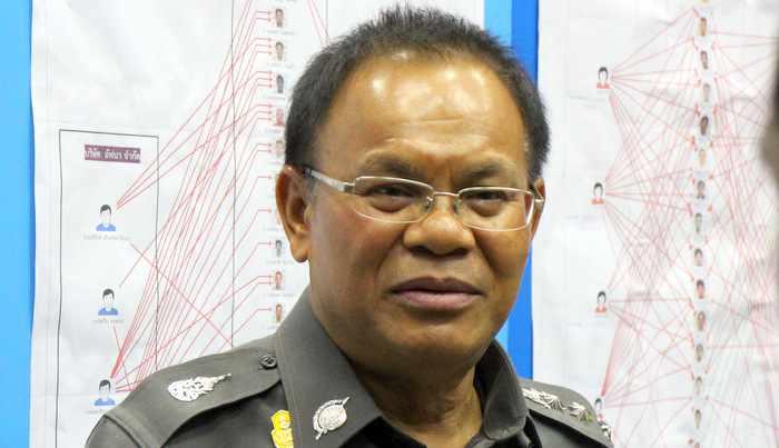 Police arrest Phuket blockade leaders | Thaiger