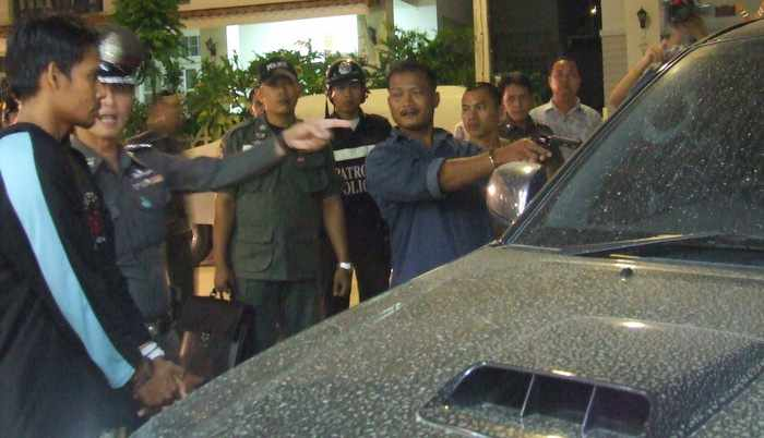 Police arrest suspect over slaying of Canadian in Patong   Thaiger