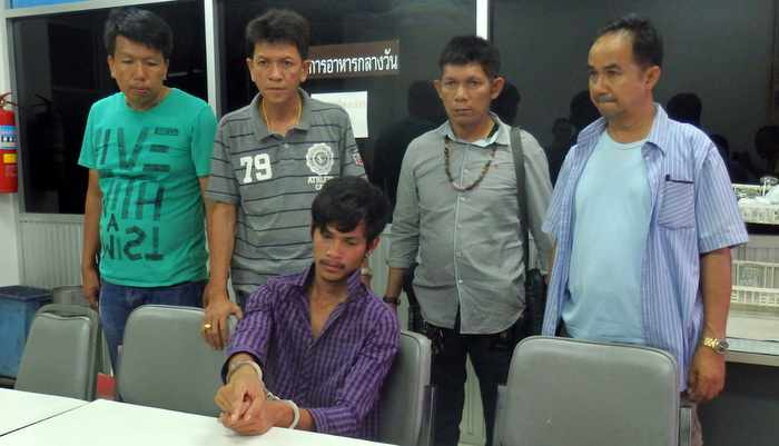 Druggy driver caught stealing from media-trip tourists | Thaiger