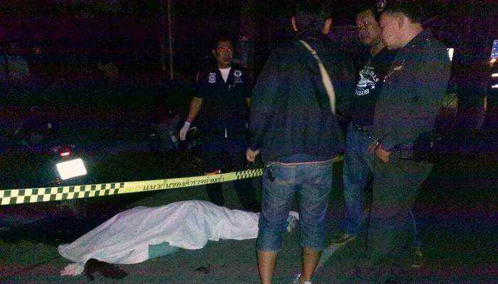 Gunpowder found in car of Phuket cop suspected of drive-by killing | Thaiger