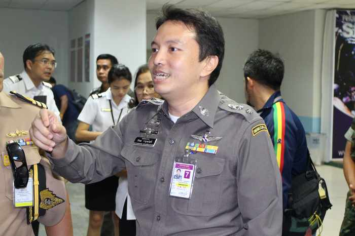 Military silent on 'cash for clearance' at Phuket Airport   Thaiger