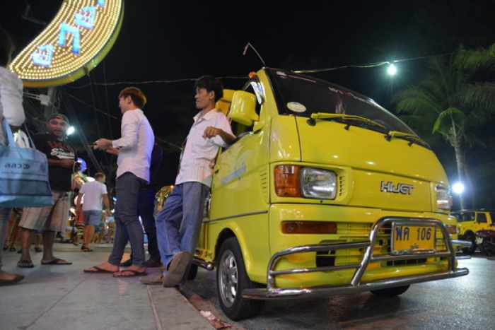 Phuket taxi call service to launch mid-July | Thaiger
