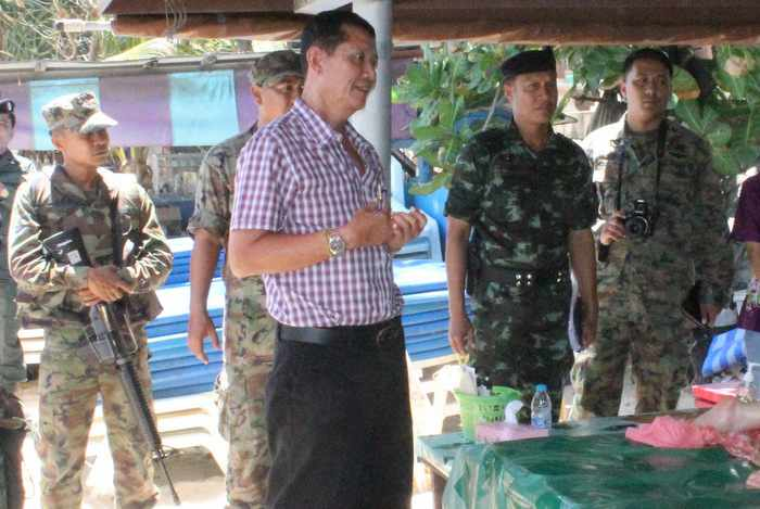 Army bolsters order to evict all businesses from Karon Beach by Saturday   Thaiger