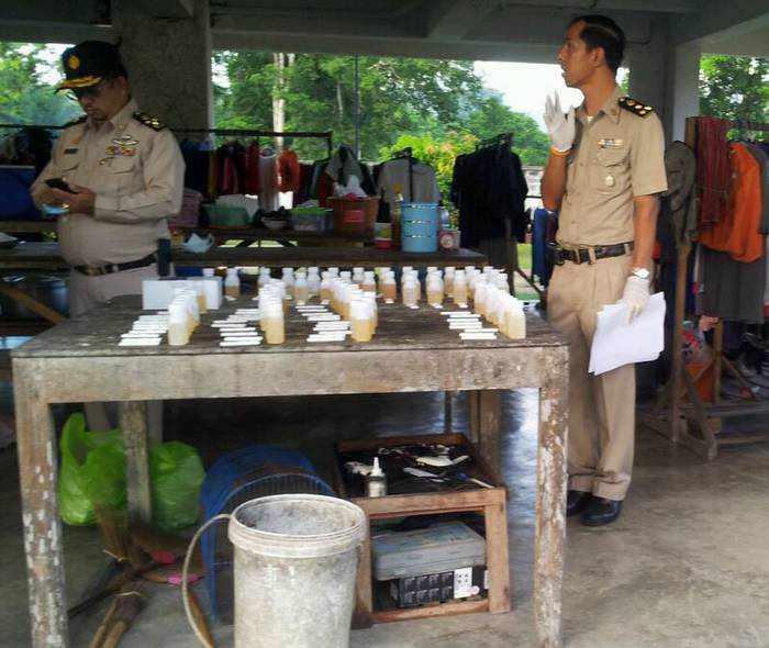 Phuket's Bang Jo Prison declared 'white'   Thaiger