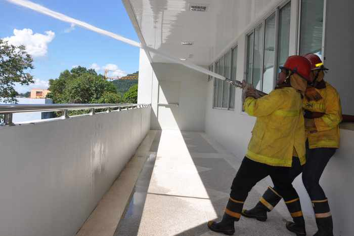 Phuket hospital praised for earthquake emergency-response drill | Thaiger