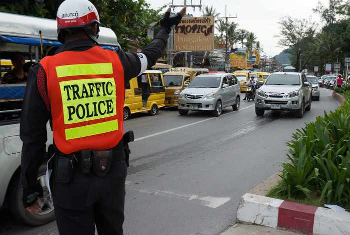 Patong one-way streets not changing direction just yet | Thaiger