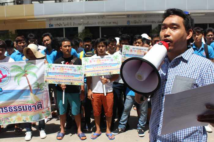Phuket protest wins Thai guides promise of Chinese national ouster | Thaiger