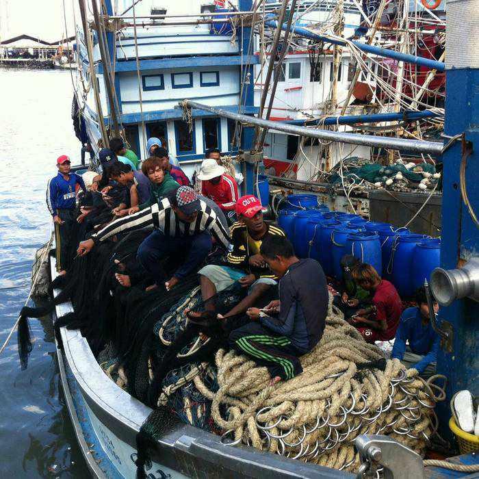 Phuket begins fight against slavery on fishing boats   Thaiger